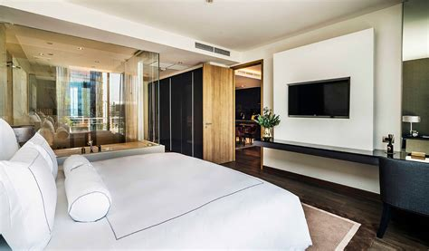 three bedroom suite bangkok deluxe three bedroom suites balcony akyra thonglor