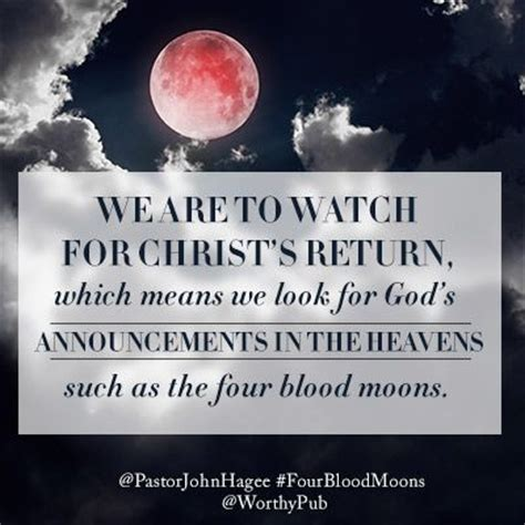 by john hagee four blood moons for more information visit www fourbloodmoons net four