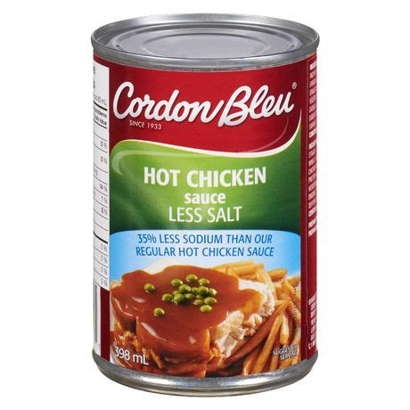 how to make beef sauce less salty cordon bleu cicken sauce 35 less salt walmart canada