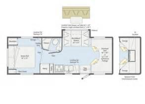 winnebago floor plans winnebago access motorhomes chilhowee rv center