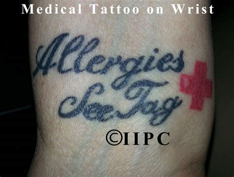 medical wrist tattoos tattoos the new trend 169 league of permanent