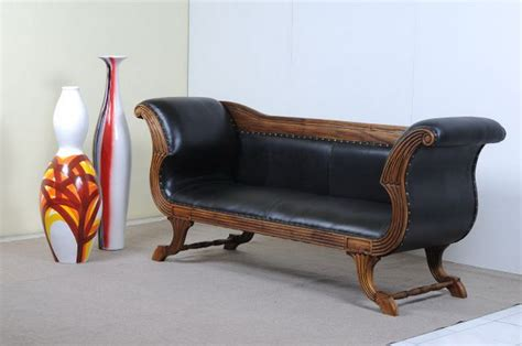 indonesian sofa leather teak sofa leather indonesia leather teak furniture