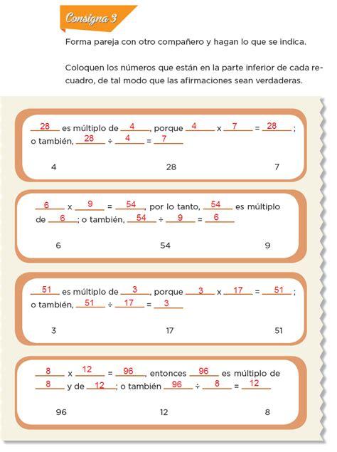 respuestas del libro de 6 en matematicas bloque 4 ayuda para tu tarea de sexto desaf 237 os matem 225 ticos bloque