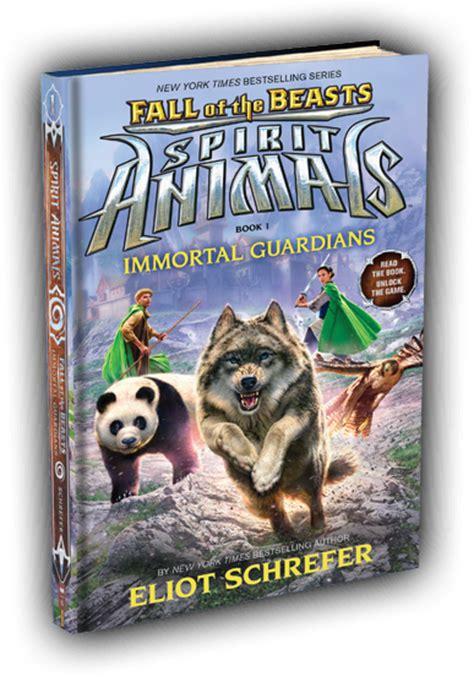 The Books Animal spirit animals