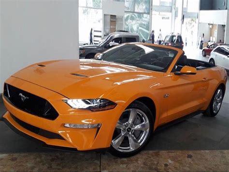 2019 Ford Convertible by Ford Mustang Convertible 2019 164 990 000 En Mercado Libre