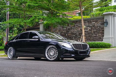 Mercedes R Series by Mercedes S Class Vossen Forged M R Series Ml R2