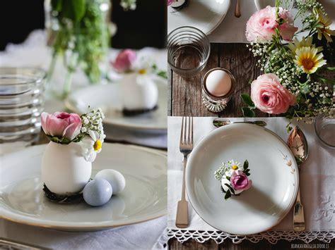 segnaposti tavola tavola di pasqua diy segnaposto con guscio d uovo e