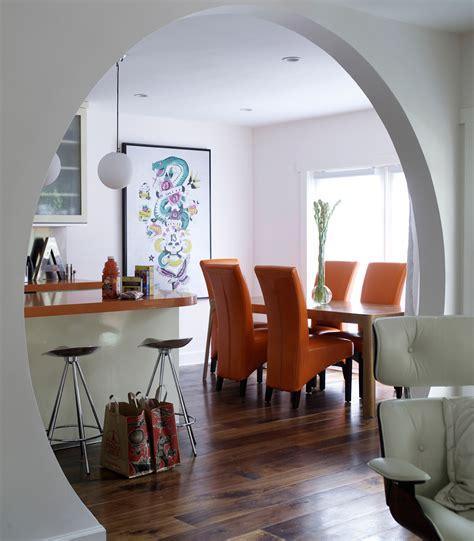 studio casa arco come si realizza un arco in muratura donna moderna