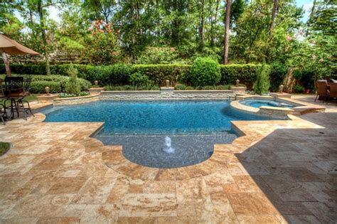 grecian roman style pool 1 pool houston by