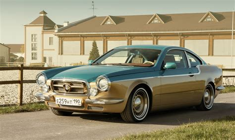 2015 Bilenkin Vintage Is A Bmw M3 Turned Retro