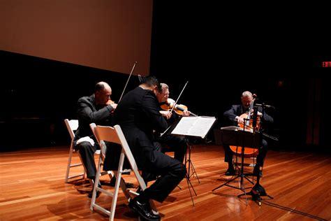 Arts String Quartet - robert greenberg robert greenberg speaker