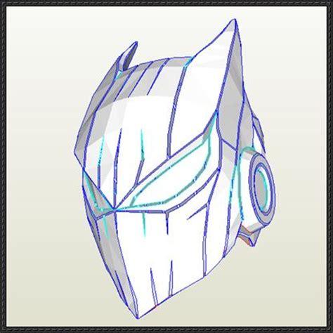 batman helmet  papercraft  httpwww
