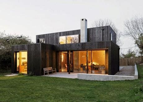 casa madera moderna casa moderna de madera paperblog