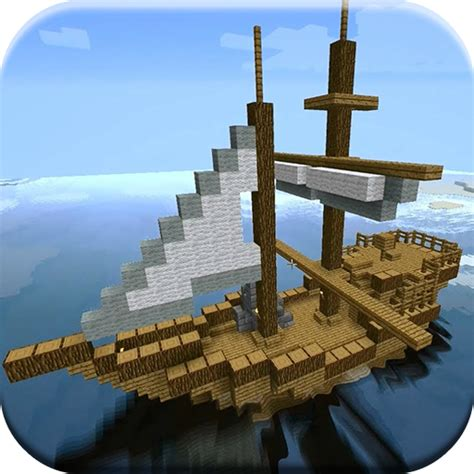 minecraft boat use ship boat mod for minecraft pe apk download apkpure co