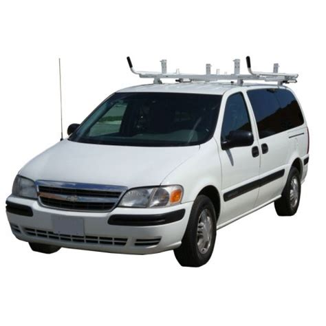 Minivan Ladder Rack aluminum minivan ladder rack single lock