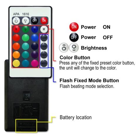color changing christmas lights with remote zitrades flood light led outdoor spotlight 10w rgb color