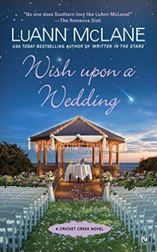 Wish Upon A Wedding review wish upon a wedding by luann mclane the of
