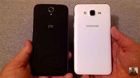 samsung zte samsung galaxy j7 vs zte warp 7 boost mobile