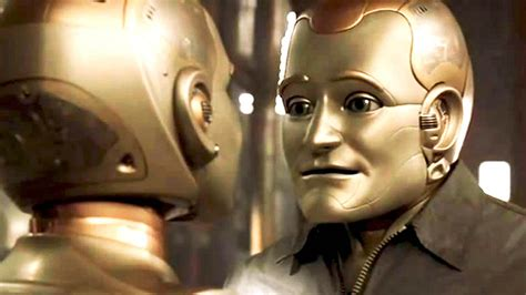 robot film from the 90s l homme bicentenaire avec robin williams bande annonce