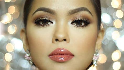 miss universe 2015 pia wurtzbach inspired makeup tutorial