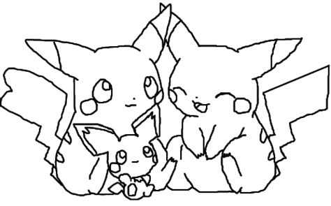 pokemon coloring pages pikachu ex pikachu colouring page by irkeninvaderkrle on deviantart