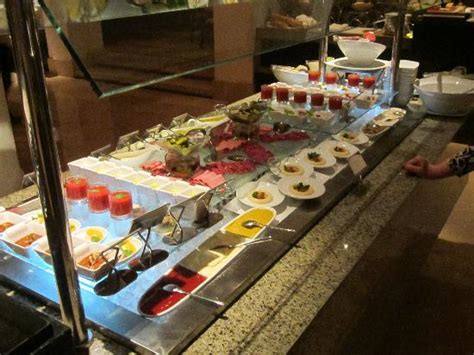 Buffet At Rastaurant Picture Of Hilton Luxor Resort Luxor Buffet Review