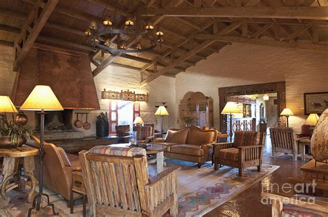southwestern style southwestern style great room photograph by dave les jacobs