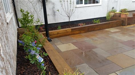 Sleeper Planters by Sheds Planters And Sleepers Archives Nick White Landscaping
