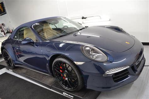 Porsche 991 Gts by 2016 Porsche 991 Gts Attention 2 Detail Nw