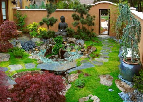 zen garden creation the main elements of the japanese garden fresh design pedia