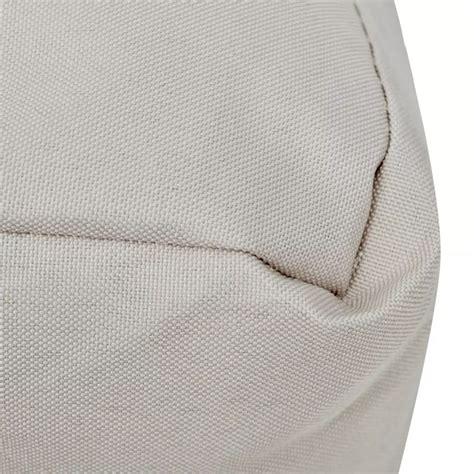 upholstered seat cushions upholstered seat cushion 60 x 60 x 10 cm sand white www