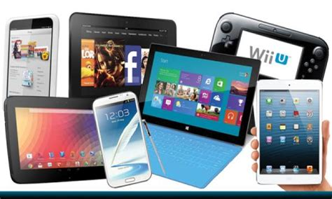 technology and gadgets gadgets and latest technology in 2013