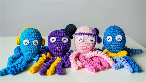 Small Shower Design Ideas you can crochet an octopus toy to help comfort premature