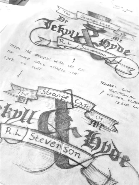 jekyll project layout dr jekyll and mr hyde book jacket design on behance