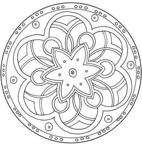 hindu mandala coloring pages hindu mandala pages coloring pages