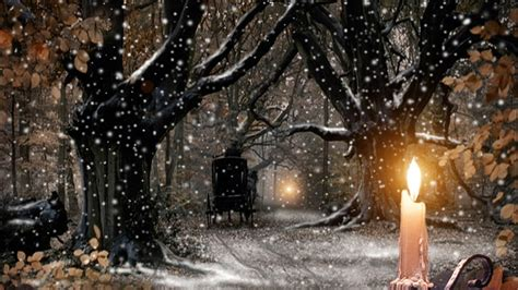 christmas wallpaper with snow christmas snow wallpapers wallpaper cave