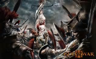 Gods Of War by Zeus God Of War 3 Wallpaper Debo Matar A Zeus