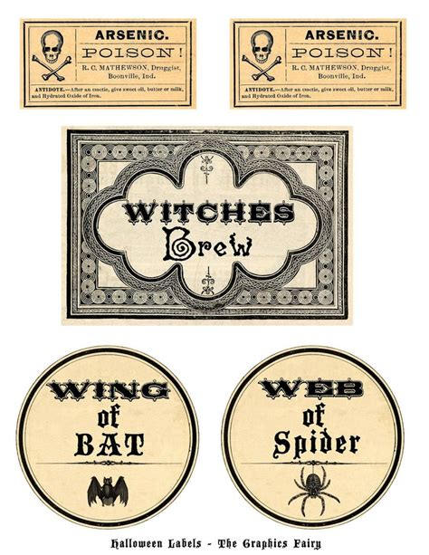 printable potion labels 78 best images about all printable halloween labels