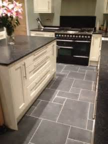 Gray Tile Kitchen Floor The World S Catalog Of Ideas