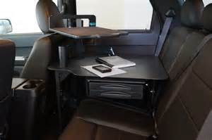 Mobile Office Desk Mobile Office Workstation Systems For Fleet Vehicles