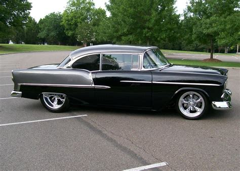 Chevrolet 1955 For Sale 1955 Chevrolet Bel Air Custom 2 Door Hardtop 65810