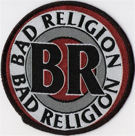 Bad Religion 2 Button buttons pins patches collectibles the bad religion