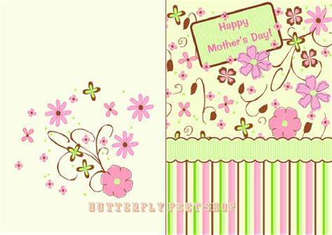 printable birthday cards for mom printable mother s day or happy birthday by