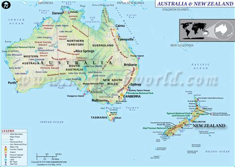 us area code nz map of australia and new zealand