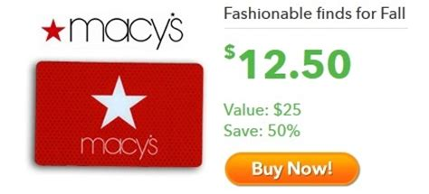 Cvs Itunes Gift Card - save at least 50 off macys cvs kohls itunes gift cards more saveology first