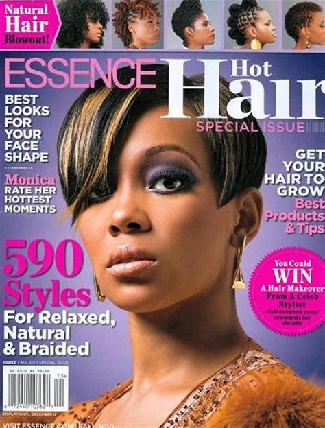 Black Hairstyles Magazines by Afro Hair And Magazine