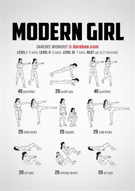 modern workout