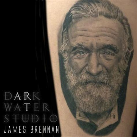 robin williams tattoo water studio