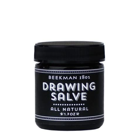Drawing 8 Trek Ointment by Drawings And Products On