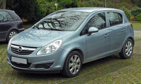 Opel Corsa D Wikipedia